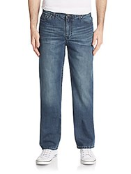 Calvin Klein Jeans Tarnished Straight Leg Jeans