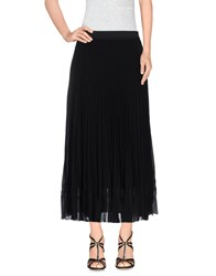 Escada Sport Skirts 3 4 Length Skirts Women Black