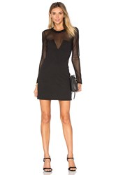 Lucca Couture Bianca Dress Black