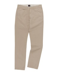 Grayers Newport Slim Fit Chino Pants Khaki