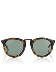 Karen Walker Tortoiseshell Harvest Sunglasses