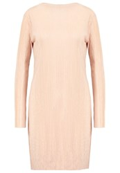 Kiomi Long Sleeved Top Nude Rose
