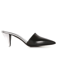 Narciso Rodriguez Tapered Heel Mules