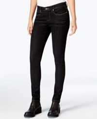 Eileen Fisher Low Rise Skinny Black Wash Jeans