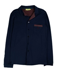 Harmont And Blaine Sleepwear Dark Blue