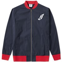 Billionaire Boys Club Team Varsity Jacket Blue