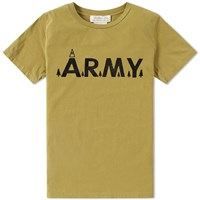 Remi Relief Army Tee Green