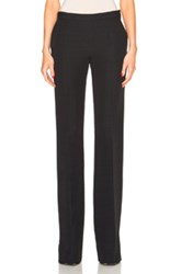 Calvin Klein Collection Deil Trousers In Black