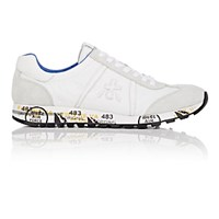Premiata Men's Lucy Low Top Sneakers White
