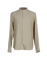 Eleven Paris Shirts Military Green