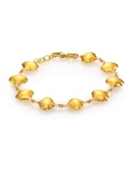 Gurhan Clove 24K Yellow Gold Cielo All Around Bracelet