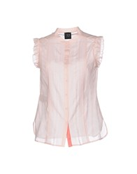 Ter De Caractere Shirts Shirts Women Light Pink