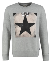 Converse Punk Sweatshirt Mottled Grey