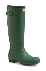 Women's Hunter Adjustable Back Boot Hunter Green