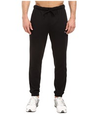 Puma P48 Core Fleece Pants Cl Cotton Black Men's Casual Pants