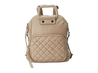 Steve Madden Bschoold Convertible Backpack Taupe Backpack Bags