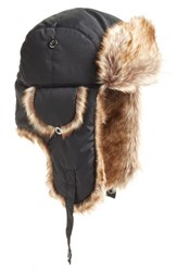 Phase 3 Women's Faux Fur Lined Trapper Hat