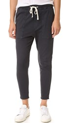 James Perse Relaxed Twill Pants Carbon