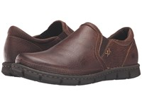 Born Sawyer Timber Men's Slip On Shoes Brown