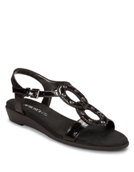 Aerosoles Atomic Synthetic Strappy Sandals