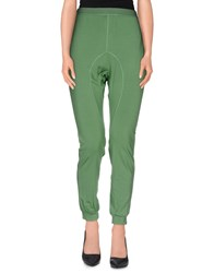 Liviana Conti Trousers Casual Trousers Women Green