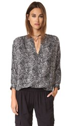Soft Joie Bloom Top Ash Grey