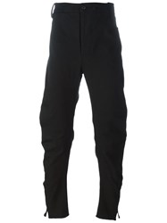 Lost And Found Rooms Five Pocket Slim Trousers Black