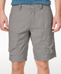 Inc International Concepts Men's Efron Cargo Shorts Only At Macy's Seashell
