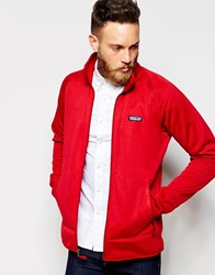 Patagonia Track Jacket Classicred