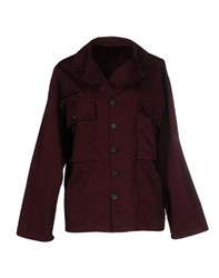 Marni Suits And Jackets Blazers Women Maroon