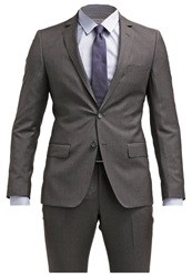 Karl Lagerfeld Lagerfeld Clever Suit Grey