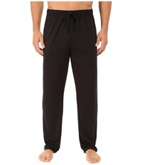 Calvin Klein Underwear Liquid Luxe Lounge Pants W Pockets Black Men's Underwear