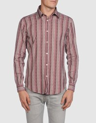 Missoni Long Sleeve Shirts Mauve