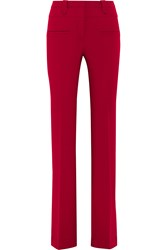 Altuzarra Serge Stretch Crepe Flared Pants