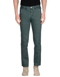 Eredi Ridelli Casual Pants Dark Green