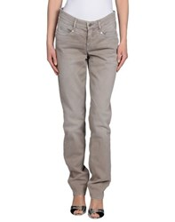 Cambio Denim Denim Trousers Women Dove Grey