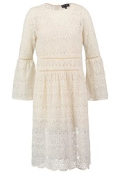 Sister Jane Summer Dress Offwhite Off White