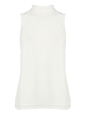 Coast Queens Shell Top Ivory