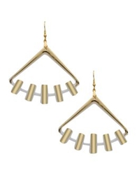 Gogo Philip Earrings White