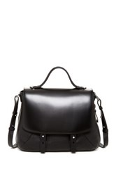Mackage Caley Leather Satchel Black