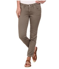 Jag Jeans Erin Cuffed Slim Ankle In Sand Stone Sand Stone Women's Jeans Brown