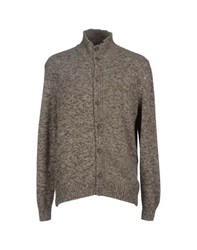 Altea Knitwear Cardigans Men Grey