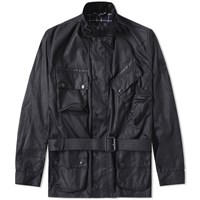 Barbour Steve Mcqueen A7 V2 Jacket Black
