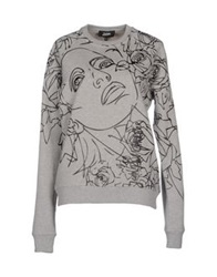 Jean Paul Gaultier Sweatshirts Grey
