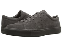 Vince Luke Anthracite Men's Lace Up Casual Shoes Pewter