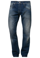 Ltb Joshua Slim Fit Jeans Madoran Wash Blue Denim