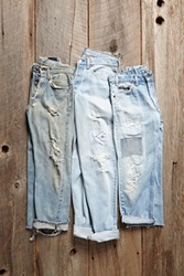 Free People Womens Vintage Jeans
