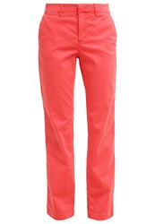 Banana Republic Chinos Dark Coral Red