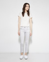 6397 Mini Skinny Jean White And Black