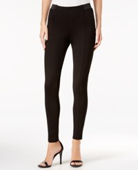 Kensie Pull On Skinny Pants Black